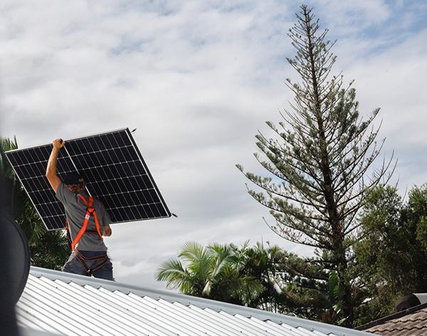 solar company gold coast