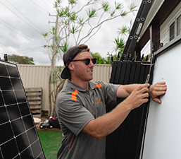 solar technician gold coast